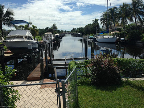 Waterfront Home in Cape Coral $250,000