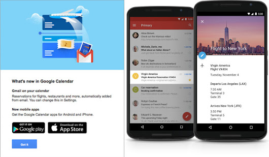 Google Apps Customers Finally Have Gmail Event Data Integrated With Calendar
