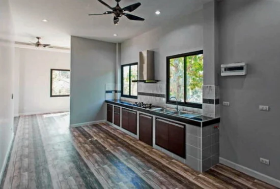 Desain Rumah Dapur Depan | Ide Rumah Minimalis