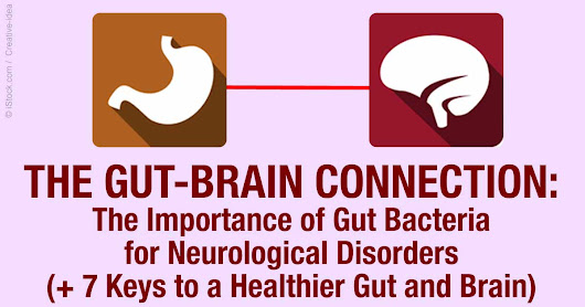 Importance of Gut Bacteria for Neurological Disorders