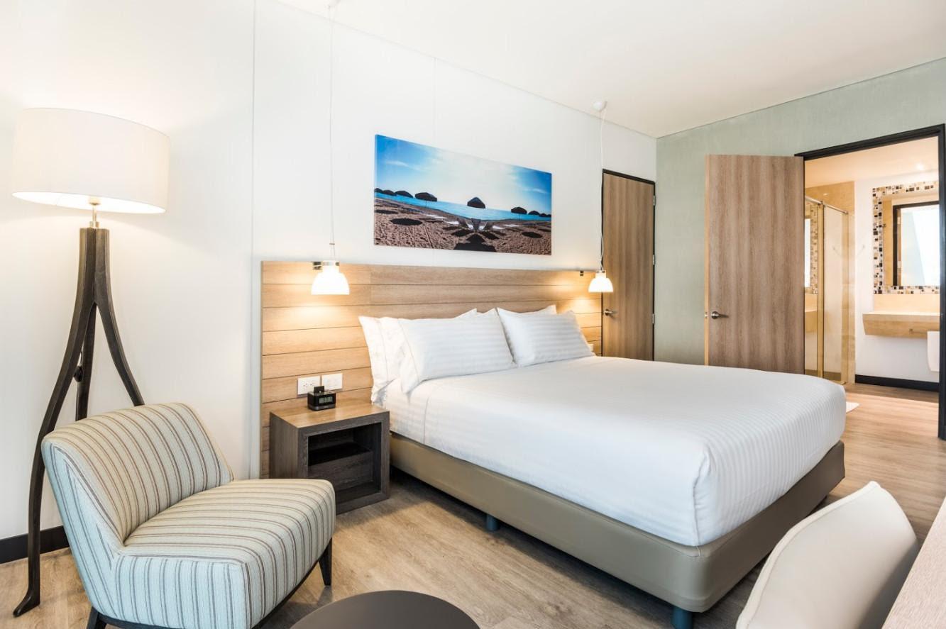 Reviews Holiday Inn Express Barranquilla Buenavista
