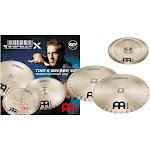 Meinl Generation x Tom's Becken Cymbal Set