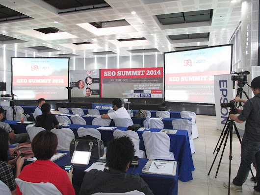 "#SEOSummit: ""Making Conversion Happen"" by Benj Arriola 