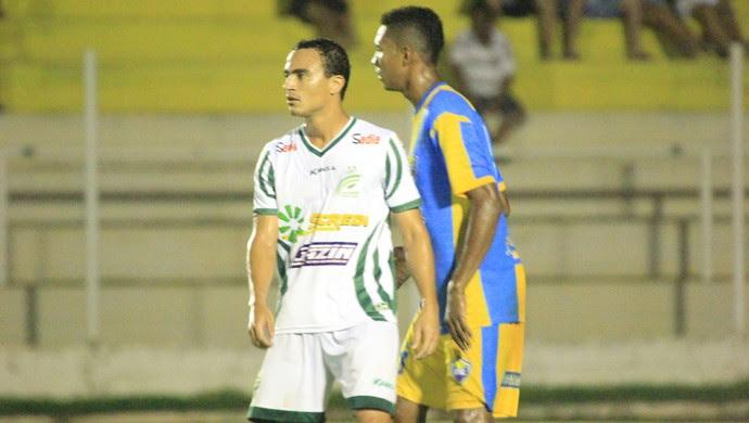 Atacante Alfredo, Luverdense (Foto: Assessoria/Luverdense Esporte Clube)
