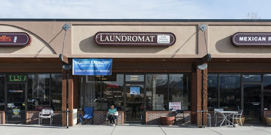 What's Attacking the Web? A Security Camera in a Colorado Laundromat