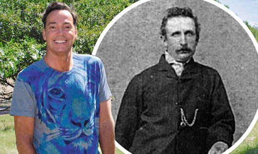Craig Revel Horwood reflects on his ancestry