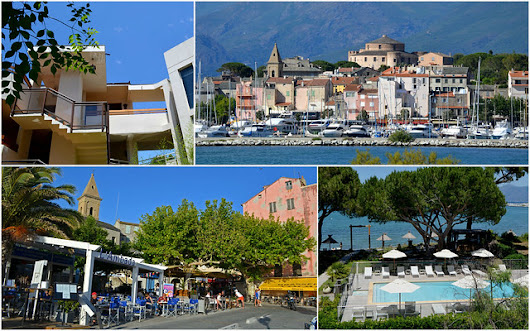 Review of Hotel La Roya, Saint-Florent, Corsica |