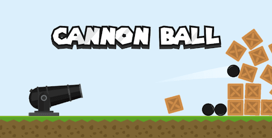 Cannon Ball Assets
