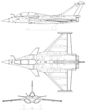 Dassault Rafale Multi-role fighter – France | Thai