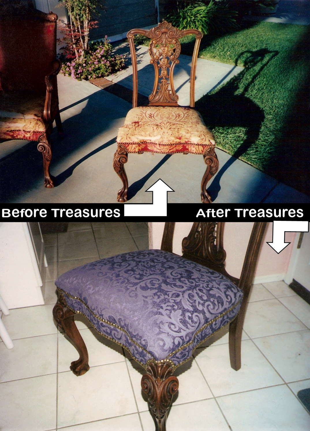 19 Unique How To Reupholster A Dining Chair New Foam