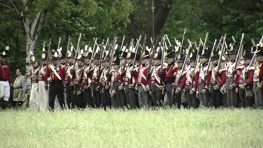 The Battle of Stoney Creek Reenactment (2018)
