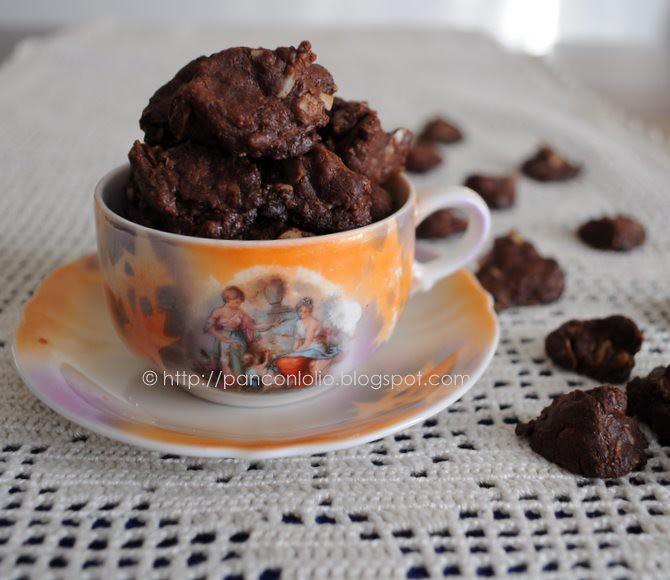 sassolini al cioccolato