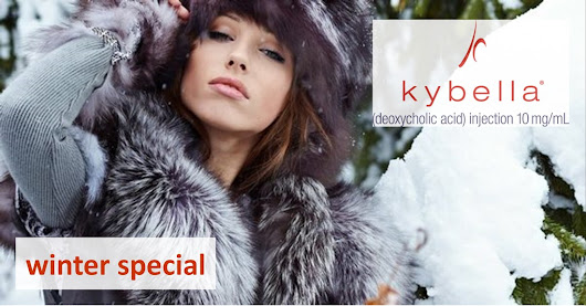 Get 50 Units of Botox Free With a Kybella Treatment During our Winter Special