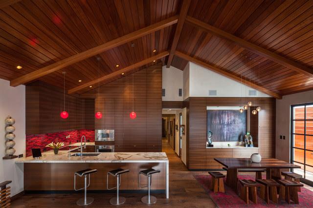 Manhattan Beach Ocean Front Residence - asian - kitchen - los