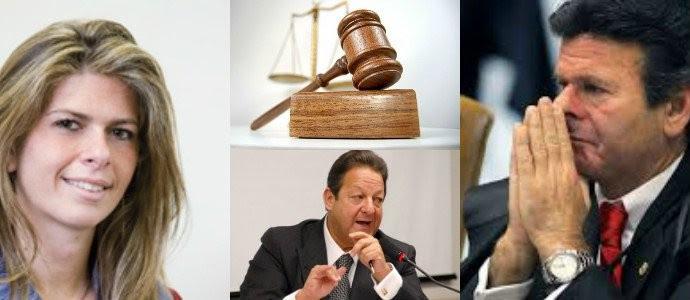 Bomba no TJ do Rio Luiz Zveiter novamente eleito Presidente
