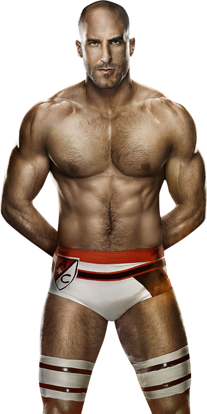 WWE 2K14: Antonio Cesaro Render Cutout by ThexRealxBanks