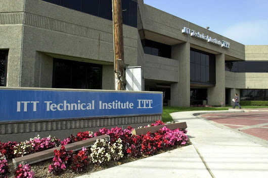 Some CliffsNotes for ITT Tech students: take your money and run