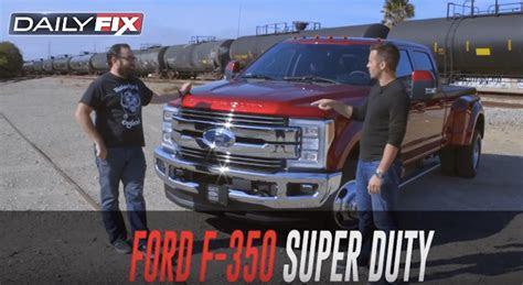 ford  super duty daily fix ford truckscom