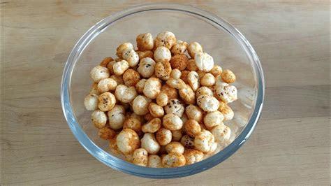 phool makhana phool makhani spicy lotus seeds spicy