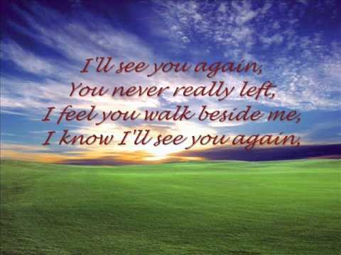 Westlife Song Lyrics I Ll See You Again