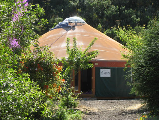 Open house at Bolinas' Commonweal Permaculture Garden among garden events