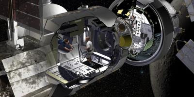 Living in Deep Space: Lockheed Martin to Build Full-Scale Prototype of NASA Cislunar Habitat - Jul 20, 2017