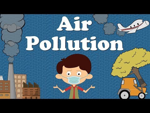 3TH SCIENCE. AIR POLLUTION VIDEO