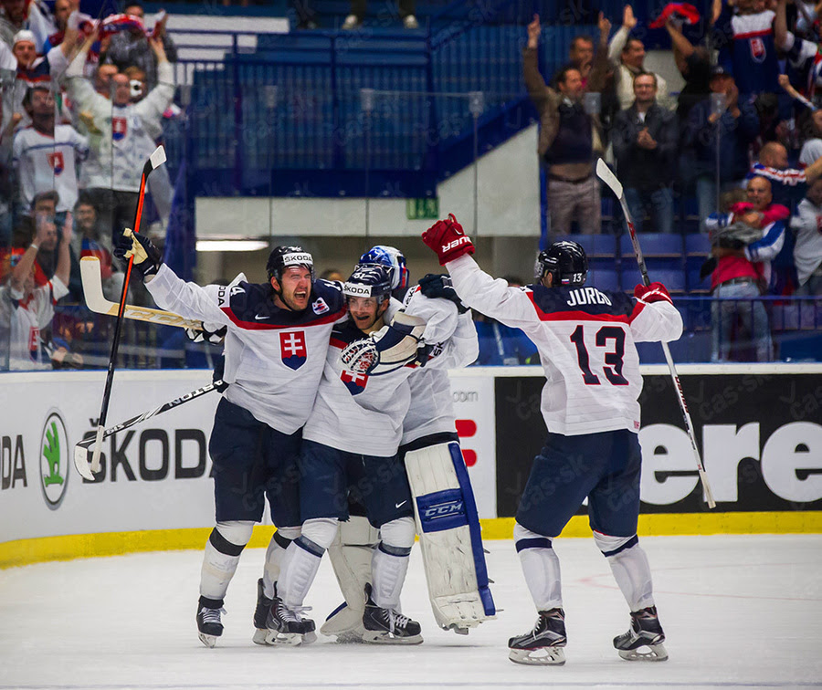 Slovakia earns another tight win vs. Belarus | The Pink Puck