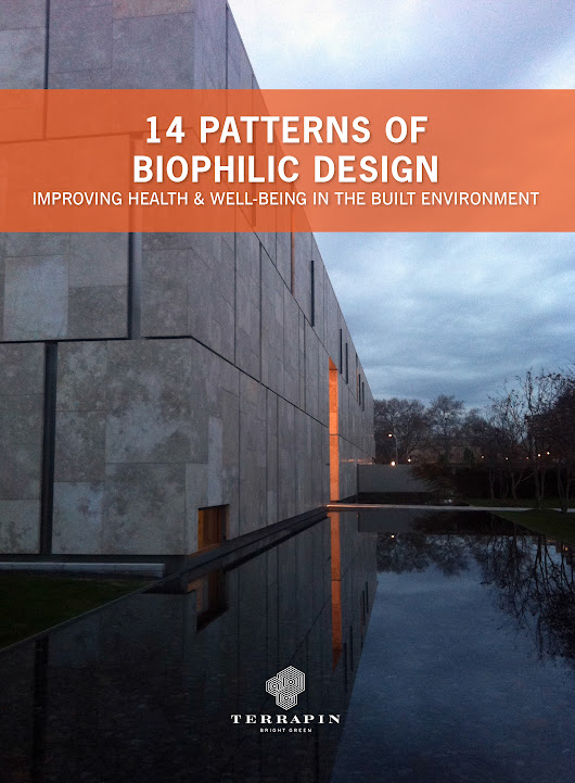 14 Patterns of Biophilic Design - Terrapin Bright Green