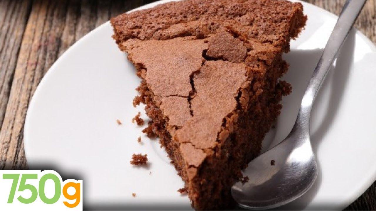 Recette du Gâteau au chocolat ultime - 750 Grammes - YouTube