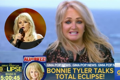 Total eclipse of the charts! Bonnie Tyler hits No. 1 on iTunes in the United States | wiwibloggs