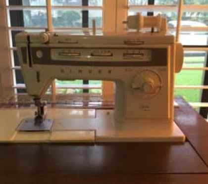 Come Meet My Sewing Machine - Back To My Southern Roots