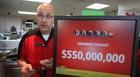 Nos EUA, dois dividem prêmio de US$ 550 mi (AFP)