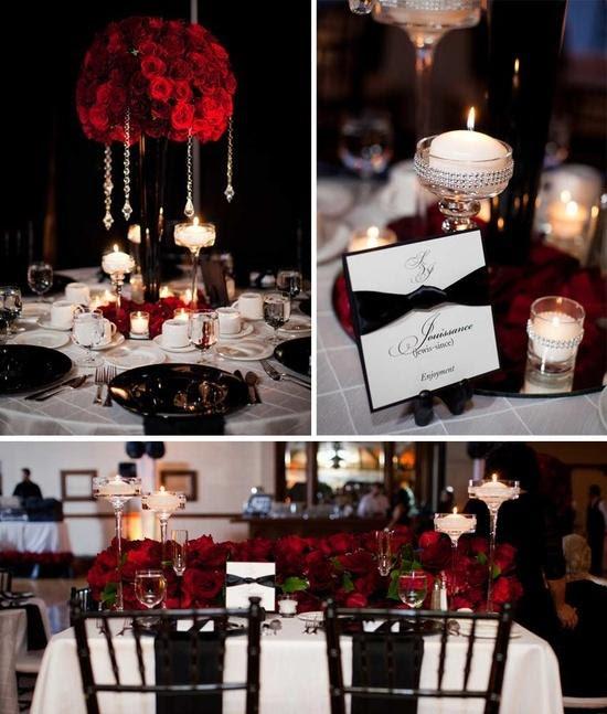 Wedding Theme Black And Red Wedding Ideas 2516350 Weddbook