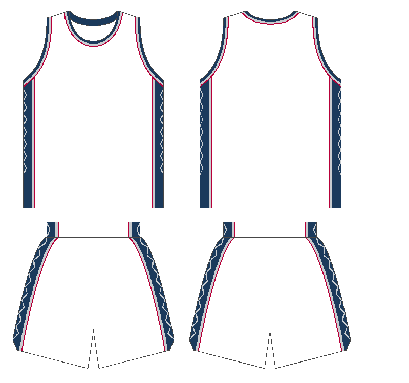 Printable Template Jersey - ClipArt Best