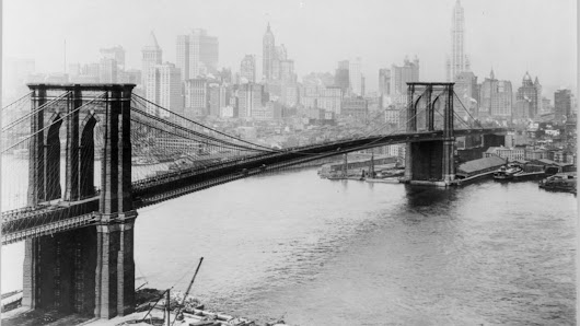 A Sip Of History: The Hidden Wine Cellars Under The Brooklyn Bridge