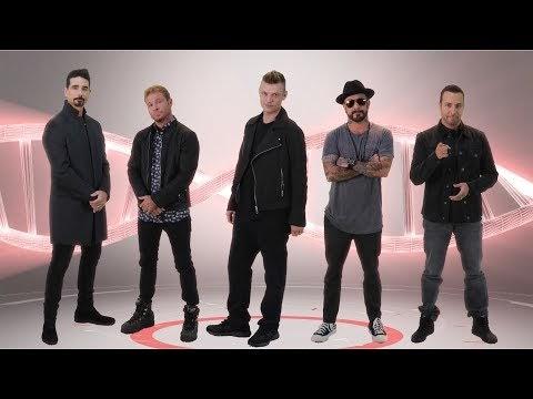 Backstreet <b>Boys</b> - DNA world tour | It's a Masquerade