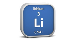 sign for Lihium