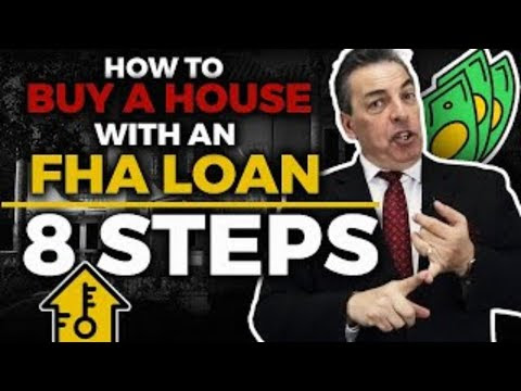 What's an FHA loan Whole FHA loan process explained FHA Mortgage 2018