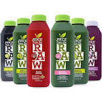 3-Day Collagen Infused Juice Cleanse by Juice From the RAW - 100%RAW & Cold-Pressed Juices / Non-GMO / No Sugar Added (18 Total 16 oz. Bottles)