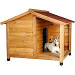 Trixie Medium Rustic Dog House