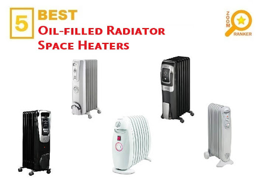 5 Best Oil-filled Radiator Space Heaters