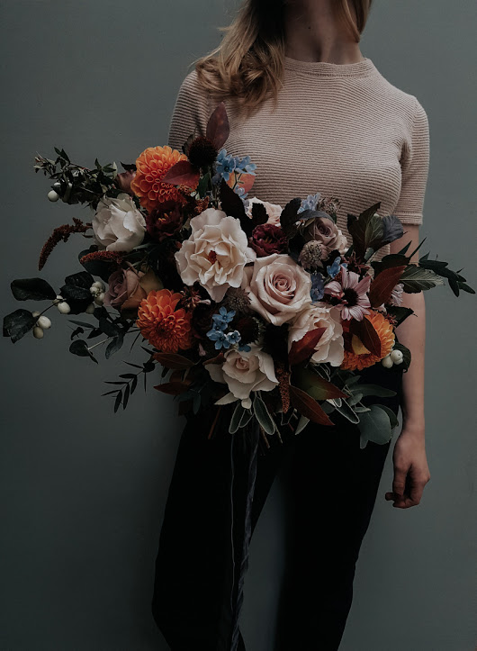 The Flowerona List | Floral Inspiration & Beyond | 21.10.18