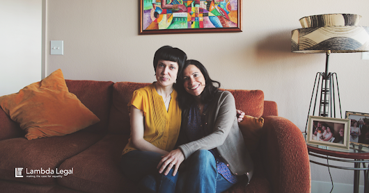 Lesbian Couple Sues HHS After Being Blocked from Fostering Refugee Child - Mombian
