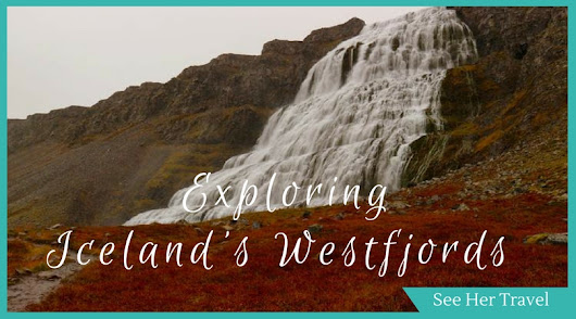 Dynjandi Waterfall & Latrabjarg Cliffs: Wandering the Westfjords Iceland - See Her Travel