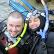 Scuba lessons for couples
