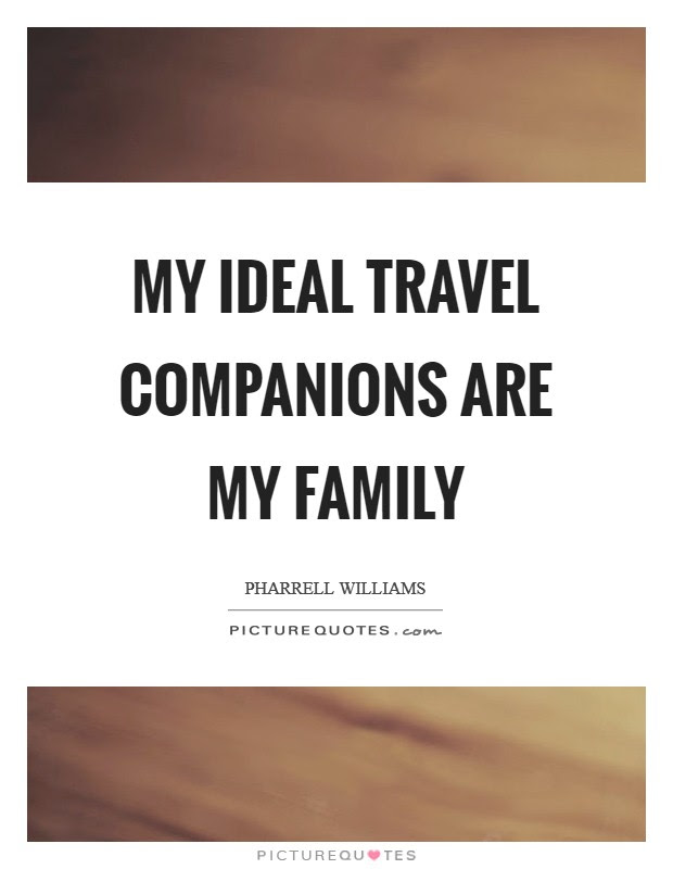 Travel And Family Quotes Sayings Travel And Family Picture Quotes