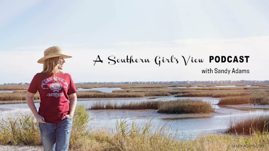 Big News! | A Southern Girl's View with Sandy Adams