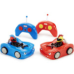 Little Tikes RC Bumper Cars, Red/Blue - 2 pack