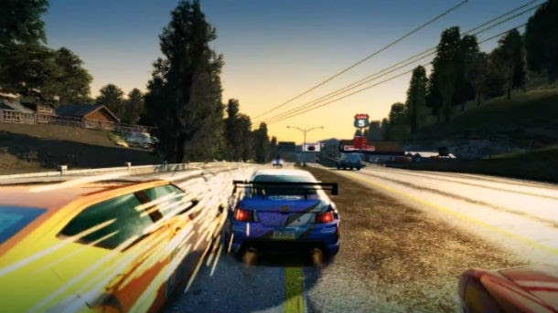 Burnout Paradise - Gameplay and Review